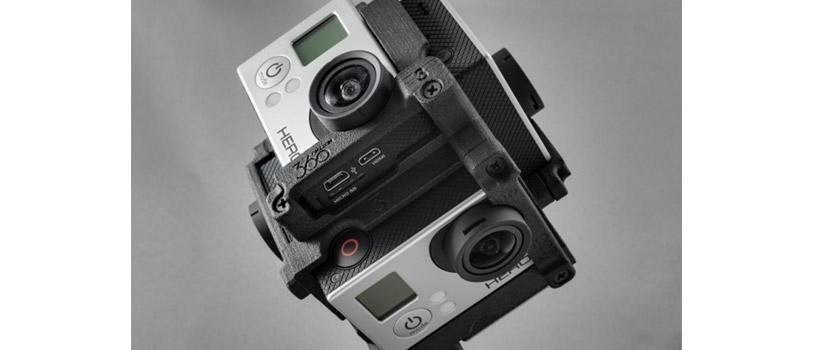 360 Degree Video Rig
